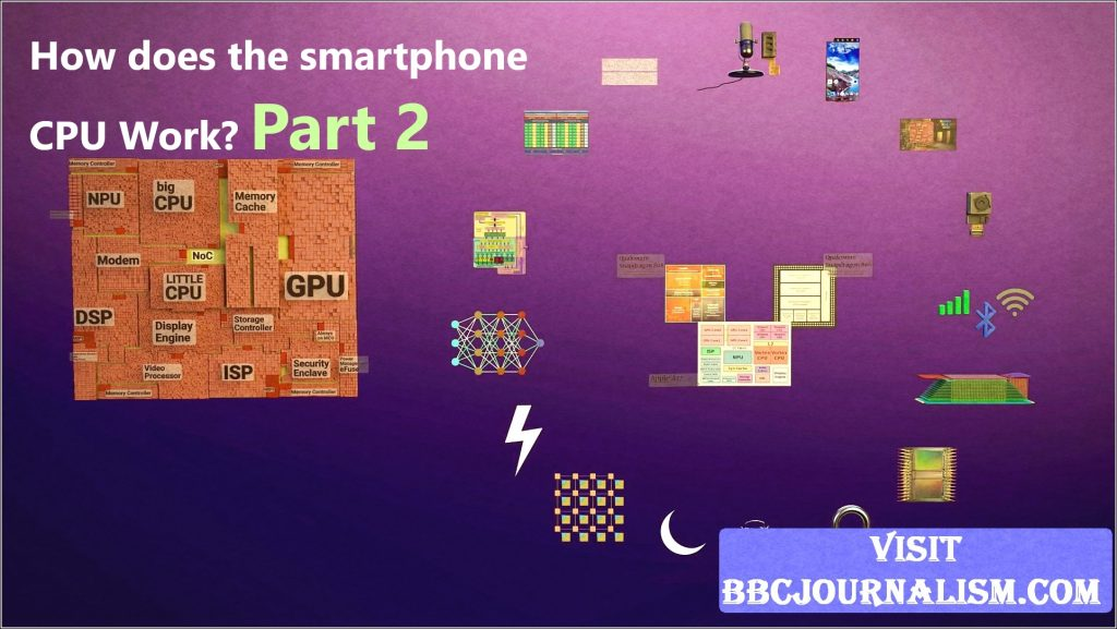 How does the smartphone CPU Work part 2