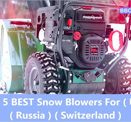 Top 5 BEST Snow Blowers For ( US ) ( Russia ) ( Switzerland )