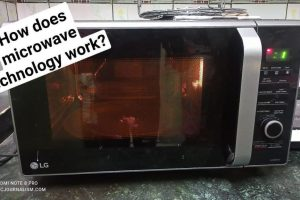 how-does-microwave-technology-work