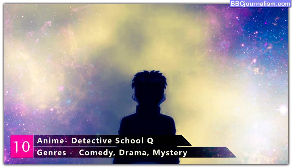 Top 10 Best Detective Must Watch Anime Series Mystery 3