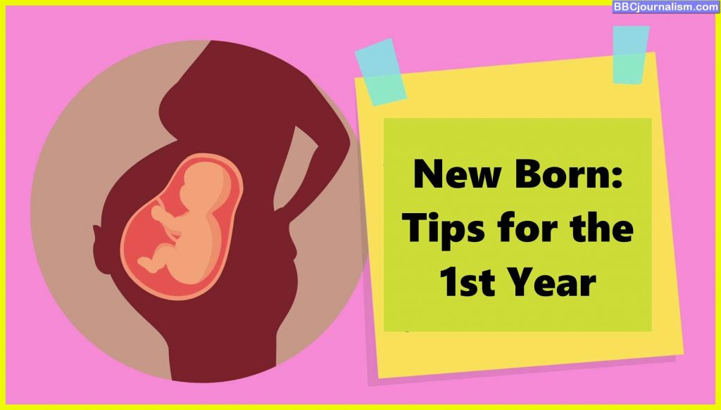 Baby Feeding Schedule - New Born: Tips for the 1st Year